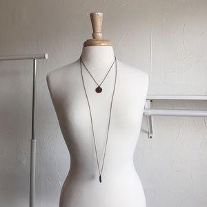 Revolt Society Jewelry - LAST • Layered Necklace •