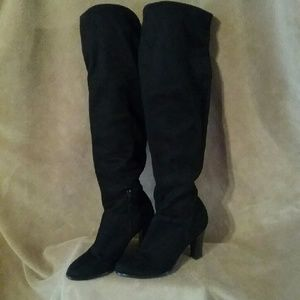 Impo Stretch  Shoes - Impo Stretch Over the Knee boots
