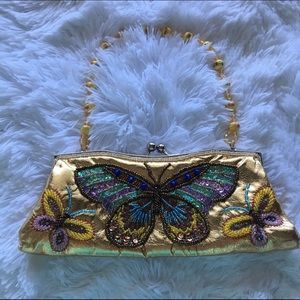 Handbags - 🎉Top Trends HP🎉Gorgeous Butterfly Purse