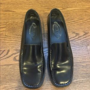 Tod's Shoes - Tod's Leather Loafer