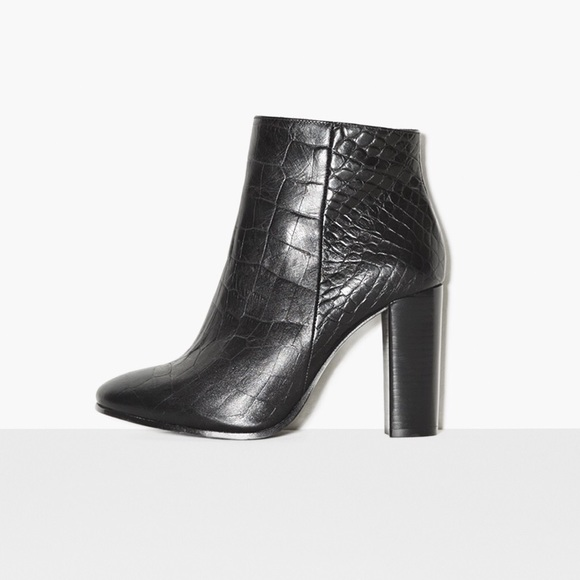 4c3a381738 NWOB The kooples croc embossed leather boots. M_5889186f78b31cec8d001607