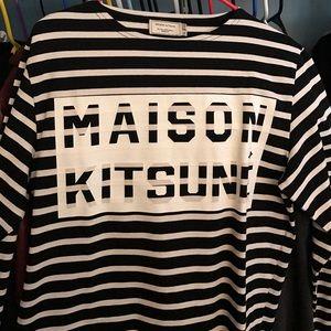 MAISON KITSUNE Other - Long sleeve shirt