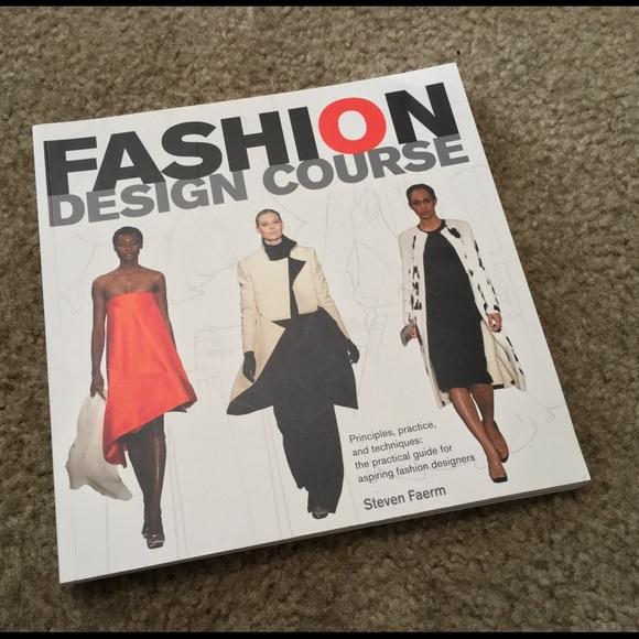 Steven Faerm Other Like New Fashion Design Course Textbook Poshmark