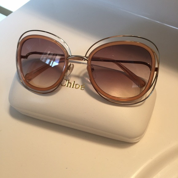 03b9e5ae1bb Reserved Chloe Carlina CE123S sunglasses