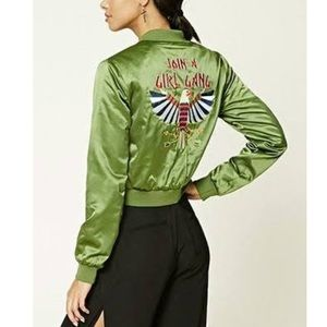 Yeezy Jackets & Blazers - Join A Girl Gang Bomber