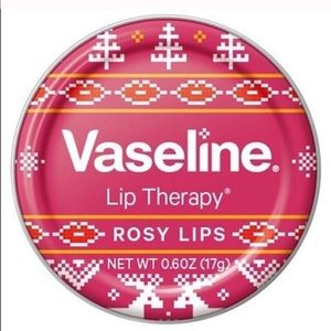 NWT Vaseline Special Edition lip gloss