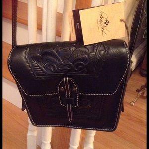 Patricia Nash Handbags - Patricia Nash Tooled Marciana Cross Body Bag
