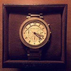 Michael Kors Accessories - Michael Kors Gold Women's Watch