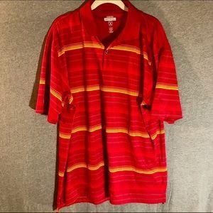 Antigua Other - NWOT Antigua Mens Desert Dry Golf Polo Shirt, Sz L