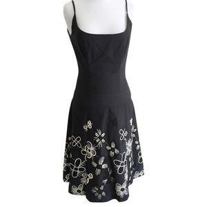 Corey Lynn Calter Anthropologie Embroidered Dress
