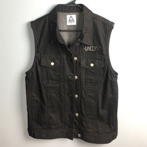 "UNIF Other - UNIF ""Crop Killer"" Vest"
