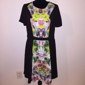 Prabal Gurung Dresses & Skirts - NWT floral and color block dress