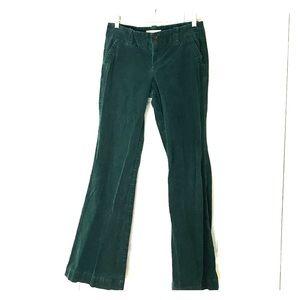 Old Navy green corduroy pants