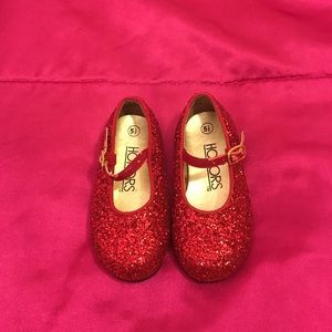 "Vintage Other - ""Wizard of Oz Dorothy Slippers"""