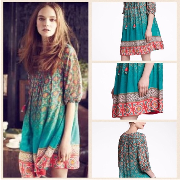c8744c3d7083 Anthropologie Dresses & Skirts - Anthropologie Glimmered Ankita Tanvi Kedia  Dress