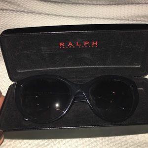 Ralph Lauren glasses with case