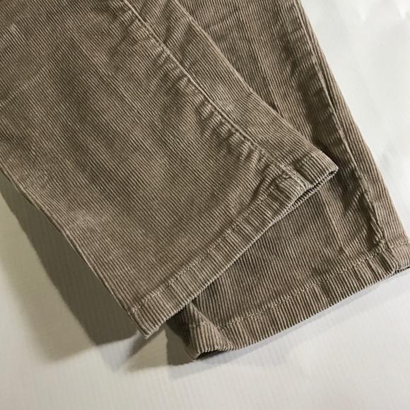 Banana Republic Pants - Banana Republic Khaki Corduroy Skinny Pants sz 25