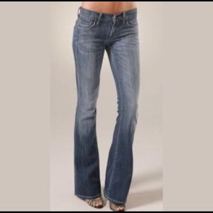 Citizens of Humanity Denim - Citizens of Humanity Ingrid Flare Jeans, size 27