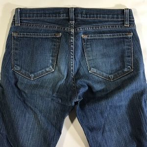 J Brand Jeans - J Brand Authentic Skinny Cigarette Blue Jeans 25