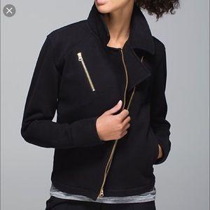 lululemon athletica Jackets & Blazers - Lululemon asymmetric zip jacket