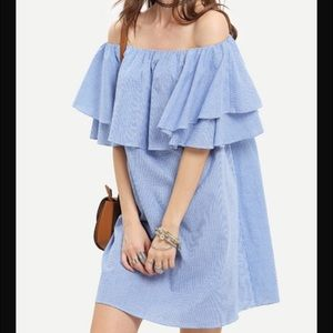 goodnight macaroon Dresses & Skirts - Off the shoulder dress