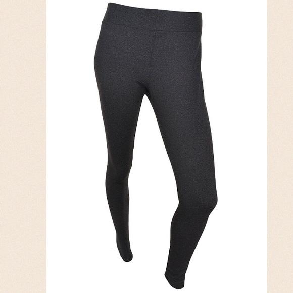 d9512dfe1c06f7 Matty M Charcoal Grey Thick leggings small. M_58894c2313302a6320008ac4