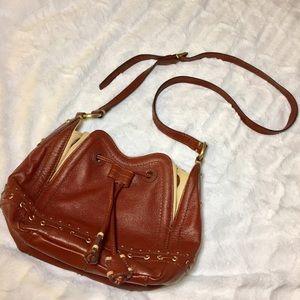 Isabella Fiore Handbags - Isabella Fiore Leather Crossbody