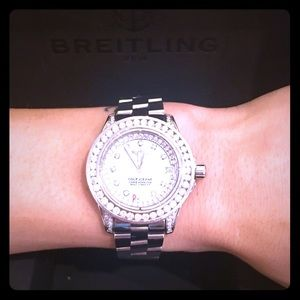 Breitling Jewelry - ‼️This hour SALE 💯Breitling  2013 women's watch