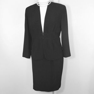 Doncaster Jackets & Blazers - Doncaster Collection Black Blazer Size 14