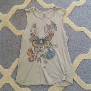 Urban Outfitters Tops - Urban Outfitters Brand Muscle Tank