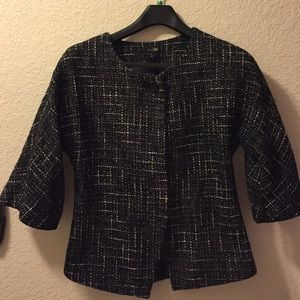 East 5th Jackets & Blazers - East 5th size Small black and white jacket