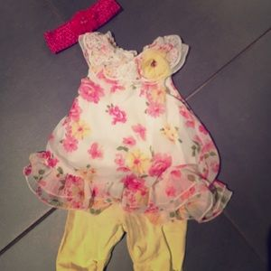 Nanette Baby Other - Baby Spring Outfit