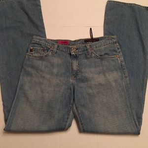 AG Adriano Goldschmied Angel jeans