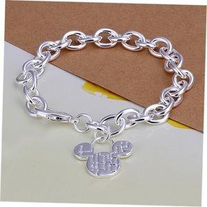 Tiffany & Co. Jewelry - AVAILABLE The .925 'Epcot Mickey' Charm Bracelet
