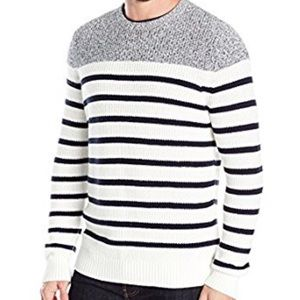 Nautica Other - Nautica Men's Striped Cotton Sweater