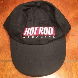 Hot rod magazine hat new!