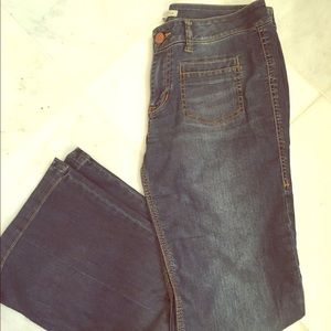 Cabi Size 8 Flare jeans