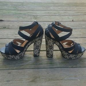 Women's wedges. Size 9