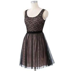 LC Lauren Conrad Dresses & Skirts - Lauren Conrad Lace Dreamer Tulle Ballet Dress