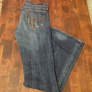 Citizens of Humanity Denim - Citizens of Humanity Ric Rac Flare