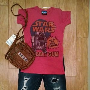 Junk Food Clothing Tops - Bundle Me! Vintage Star Wars Tee