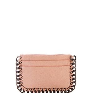 Handbags - Brand New Mini Chain Wallet in Pink