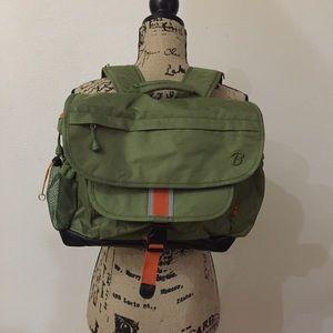 Bixbee Handbags - Bixbee signature backpack in safari green