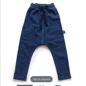 nununu Other - Unisex toddler dark wash jeans