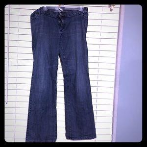 Liz Lange for Target size 8 maternity jeans