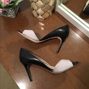 Cole Haan Shoes - REDUCED Cole Haan open-toed d'orsay pumps