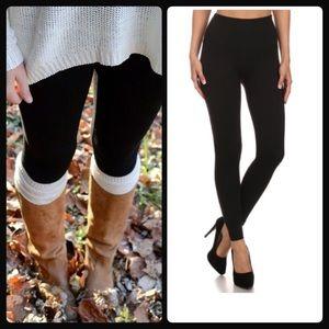 Pants - Best Brushed Microfiber Leggings