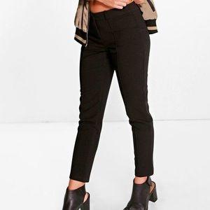 Boohoo Petite Pants - Boohoo Petite Cigarette Skinny Trousers Size 2 XS