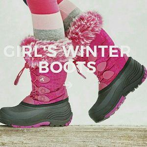 Kamik Other - ❄🌬Girls Pink Kamik Winter Boots⛄⛇