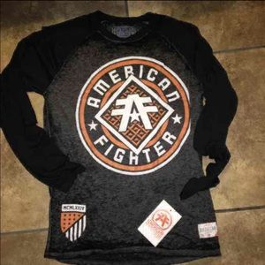 Affliction Other - NWT AMERICAN FIGHTER LONG SHIRT SIZE M